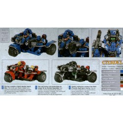 Attack Bike Mk2 Space Marines