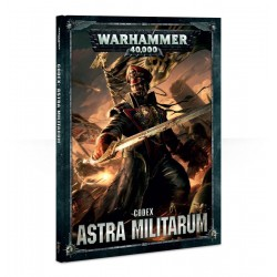 Codex Astra Militarum (Hardback)