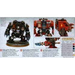 Dreadnought Furioso - Blood Angels