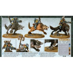 Cavaliers Tonnerre - Space Wolves