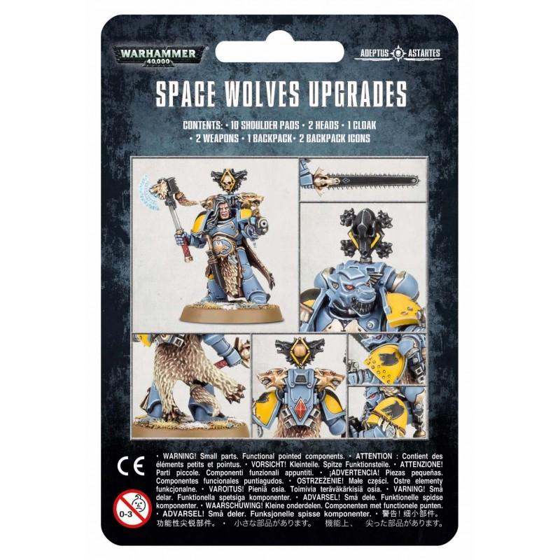 Pack d'amélioration - Space Wolves