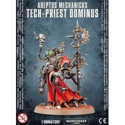 Tech-Priest Dominus - Adeptus Mechanicus