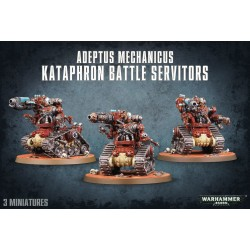 Kataphron Battle Servitors - Adeptus Mechanicus