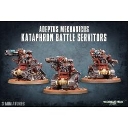 Kataphron Battle Servitors - Adeptus Mechanicus