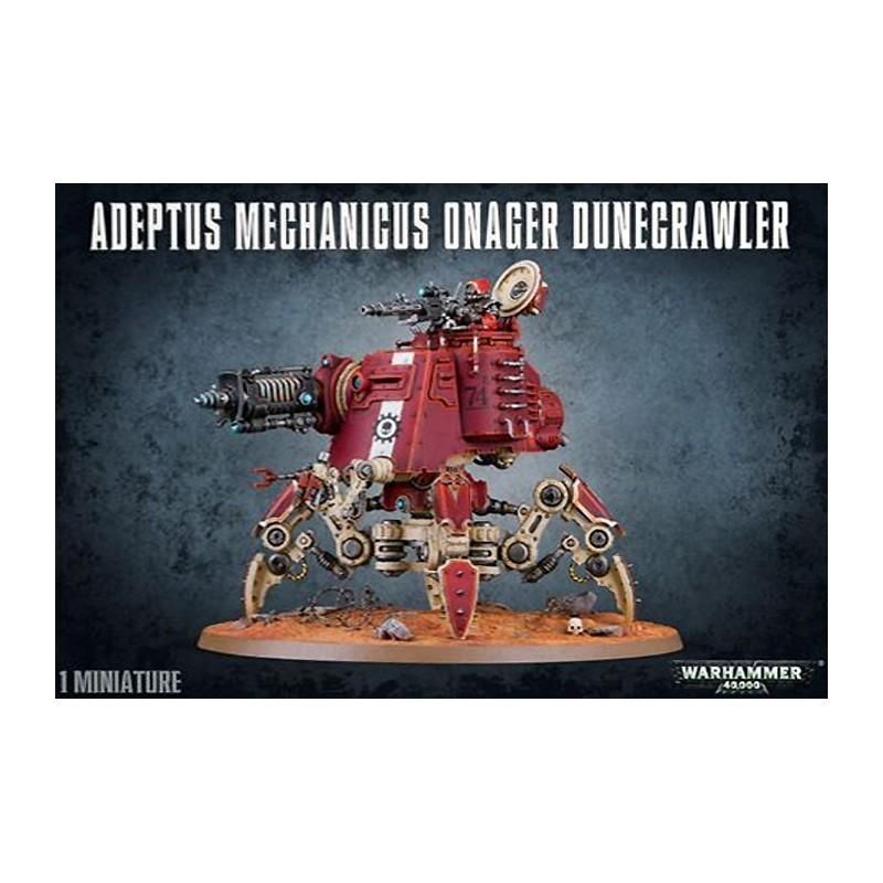 Onager Dunecrawler - Adeptus Mechanicus