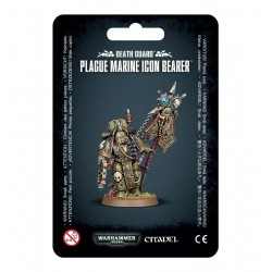 Plague Marine Icon Bearer - Death Guard