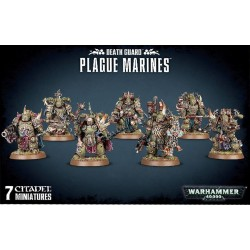 Plague Marines - Death Guard