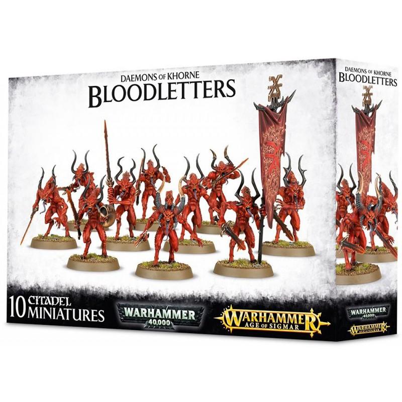 Bloodletters - Khorne Daemons