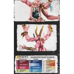 Pink Horrors - Tzeentch Daemons painting guide