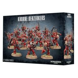 Berzerkers de Khorne - Chaos Space Marines