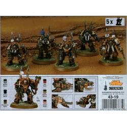 Terminators - Chaos Space Marines