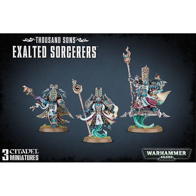 Exalted Sorcerers Thousand Sons