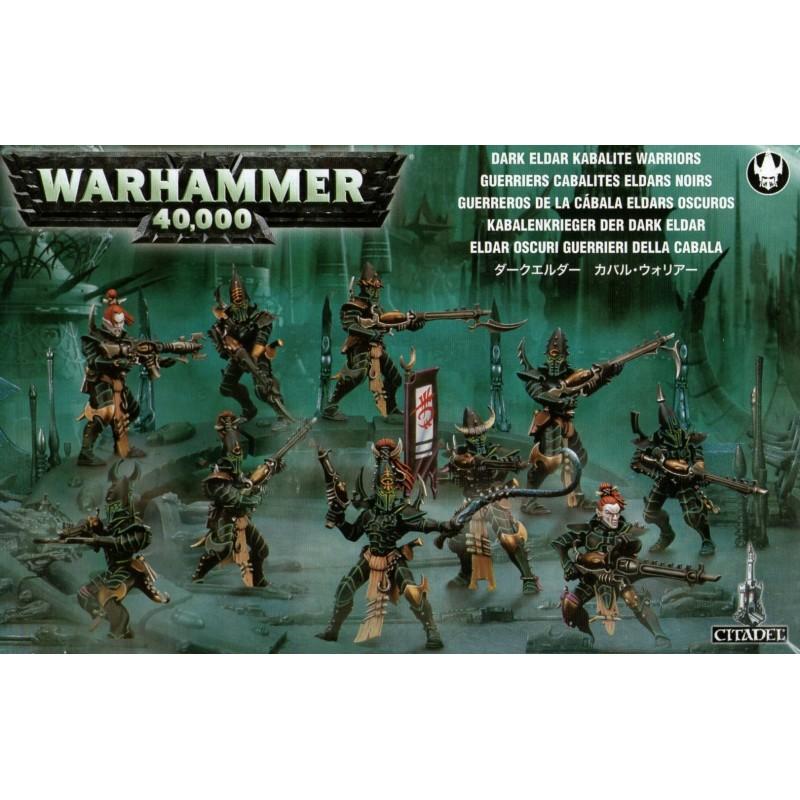 Kabalite Warriors - Drukhari