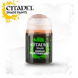 Citadel Shade Paints Agrax Earthshade