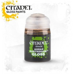 Citadel Shade Paints Agrax Earthshade Gloss