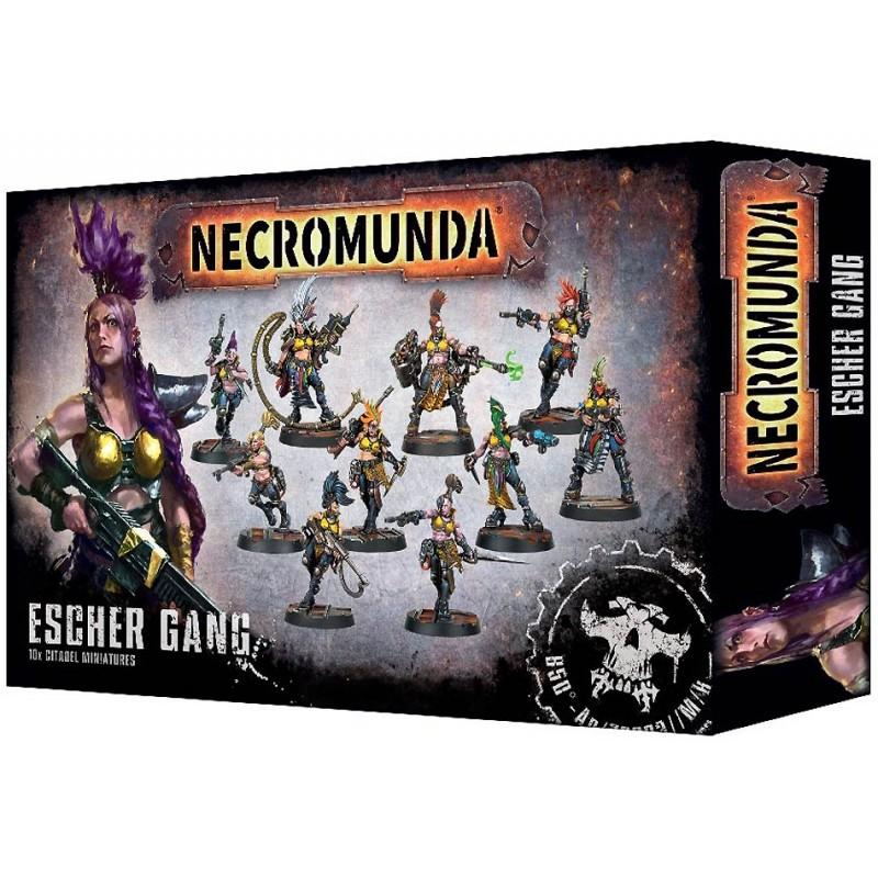 Gang Esher - Necromunda: Underhive