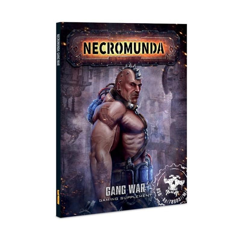 Gang War 1 - Necromunda: Underhive