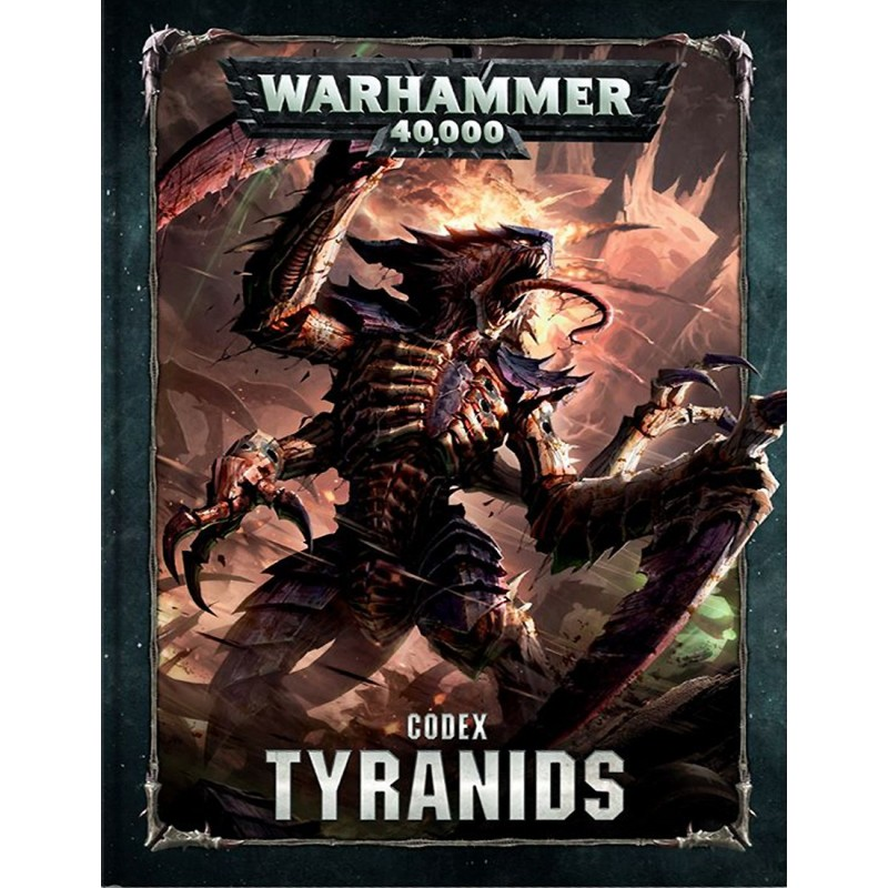 Codex Tyranids (Hardback)