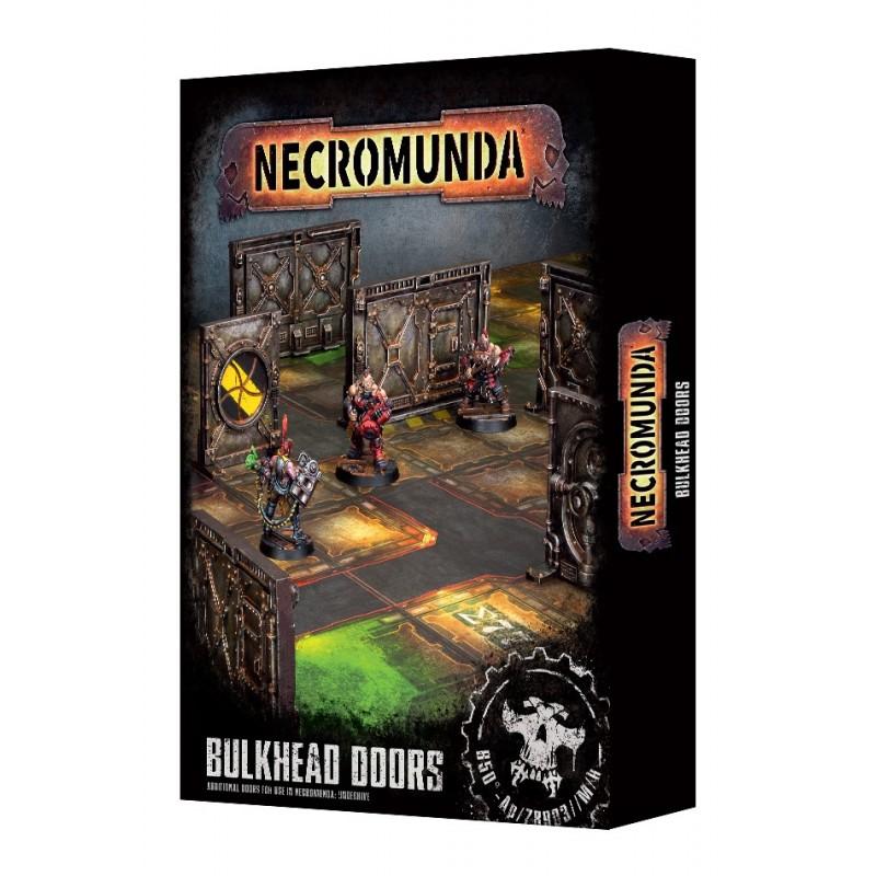 Bulkhead Doors - Necromunda: Underhive