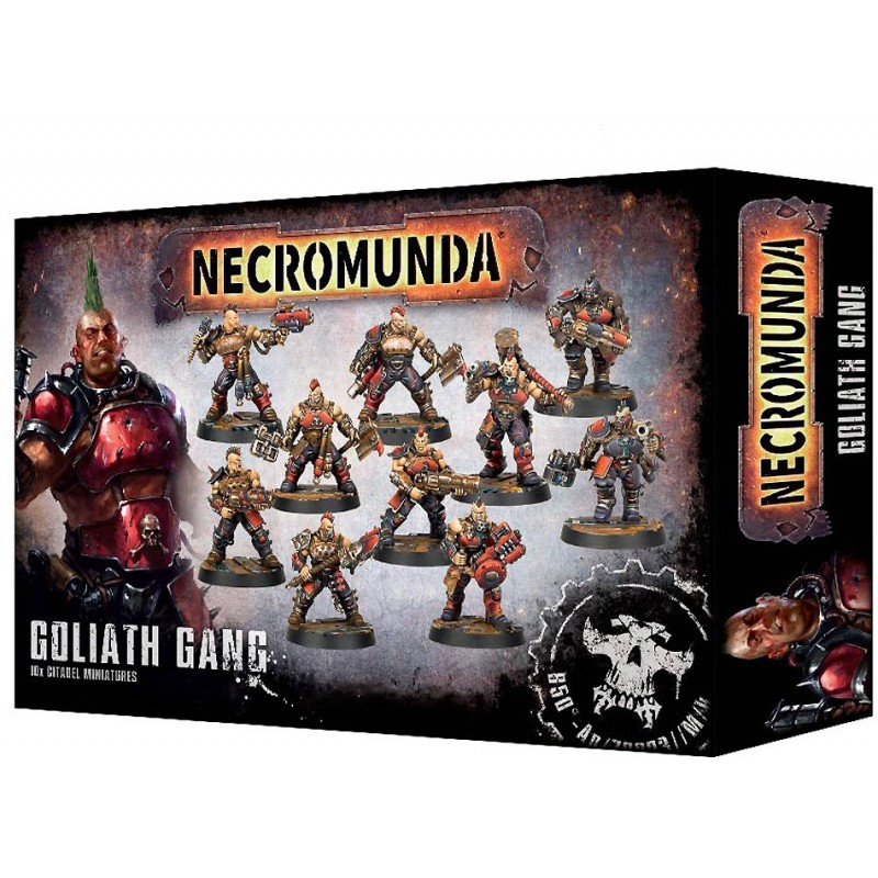 Gang Goliath - Necromunda: Underhive