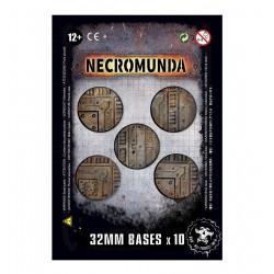 Socles 32mm - Necromunda: Underhive