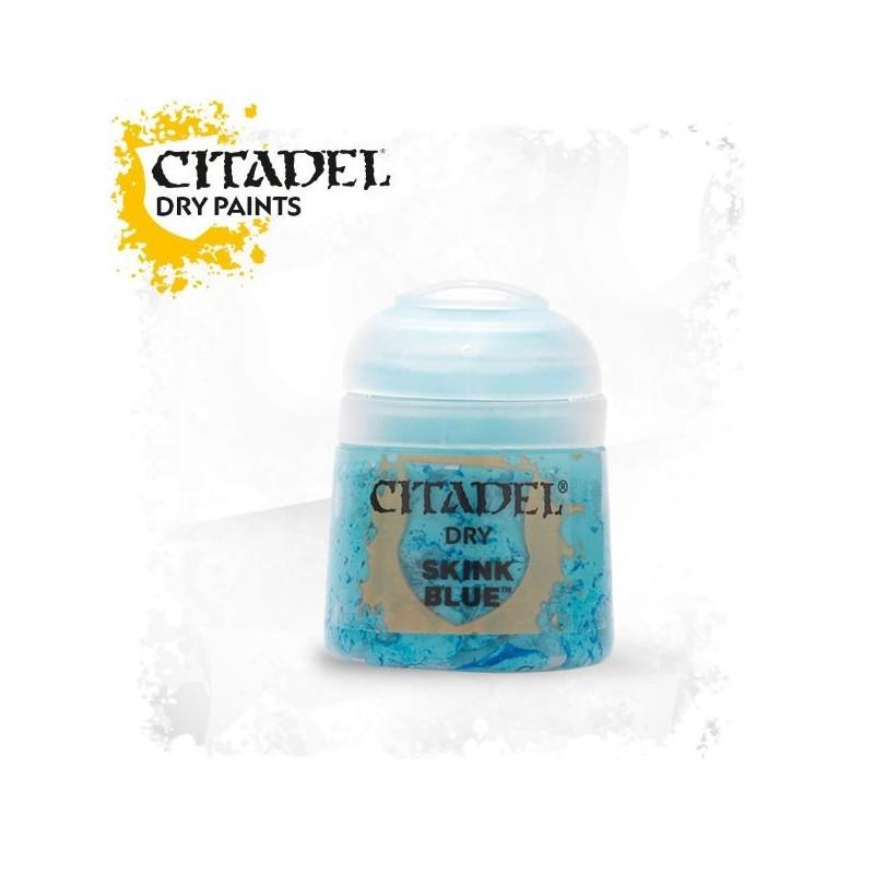 Citadel Dry Paints Skink Blue