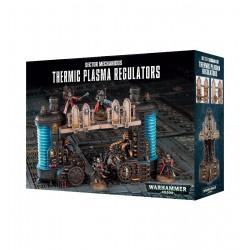 Thermic Plasma Régulators