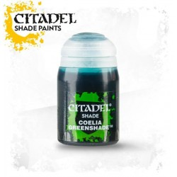 Citadel Shade Paints Coelia Greenshade