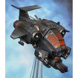 Stormtalon Gunship par Evil's God Painting - https://www.facebook.com/evilsgodpainting