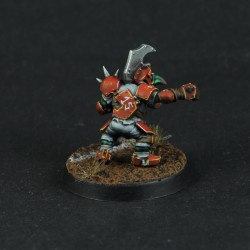 The Scarcrag Snivellers Goblins par Evil's God Painting - https://www.facebook.com/evilsgodpainting