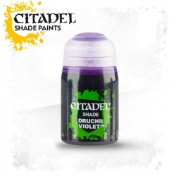 Citadel Shade Paints Druchii Violet