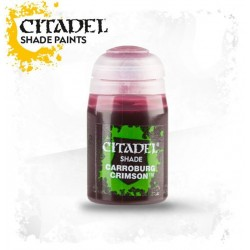 Citadel Shade Paints Carroburg Crimson