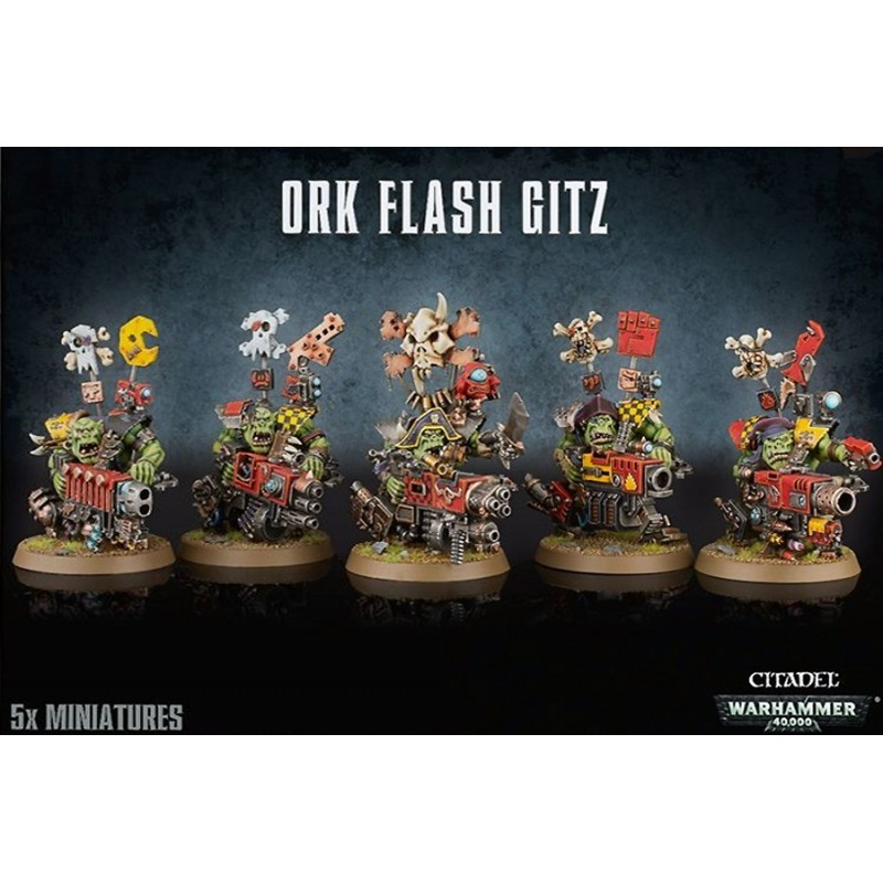 Flash Gitz - Orks