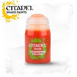 Citadel Shade Paints Casandora Yellow