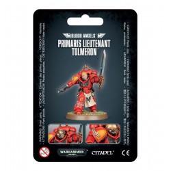 Lieutenant Tolmeron - Blood Angels Primaris