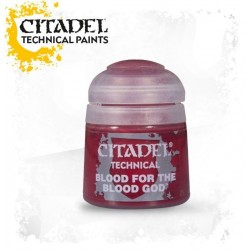 Citadel Technical Paints Blood For The Blood God