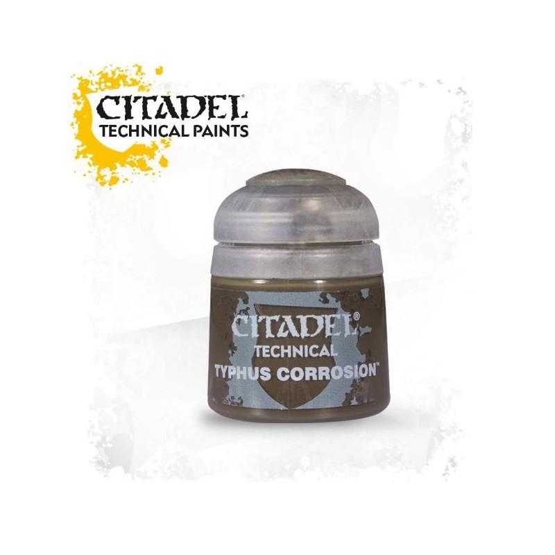 Citadel Technical Typhus Corrosion
