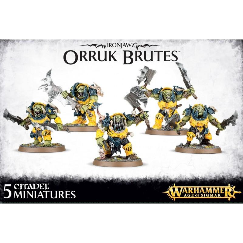 Orruk Brutes - Ironjaws
