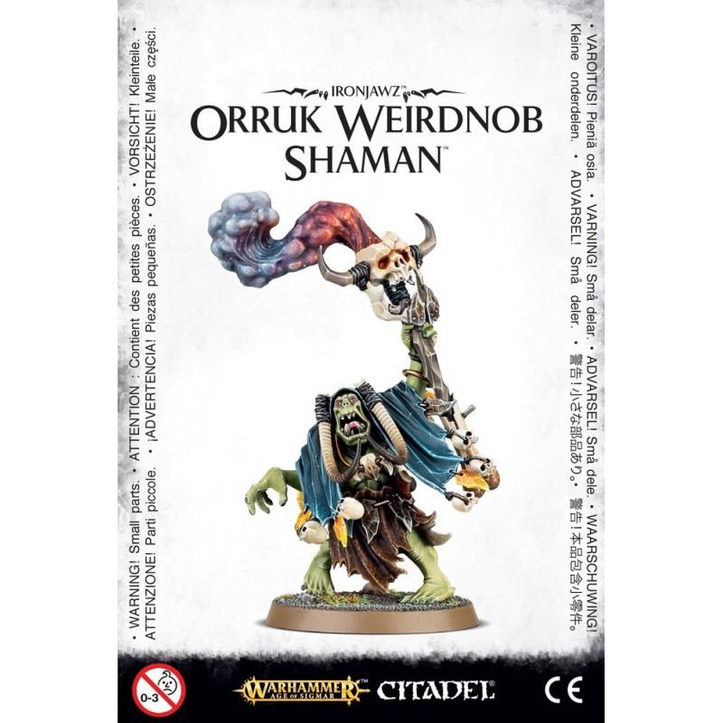 Orruk Weirdnob Shaman - Ironjawz