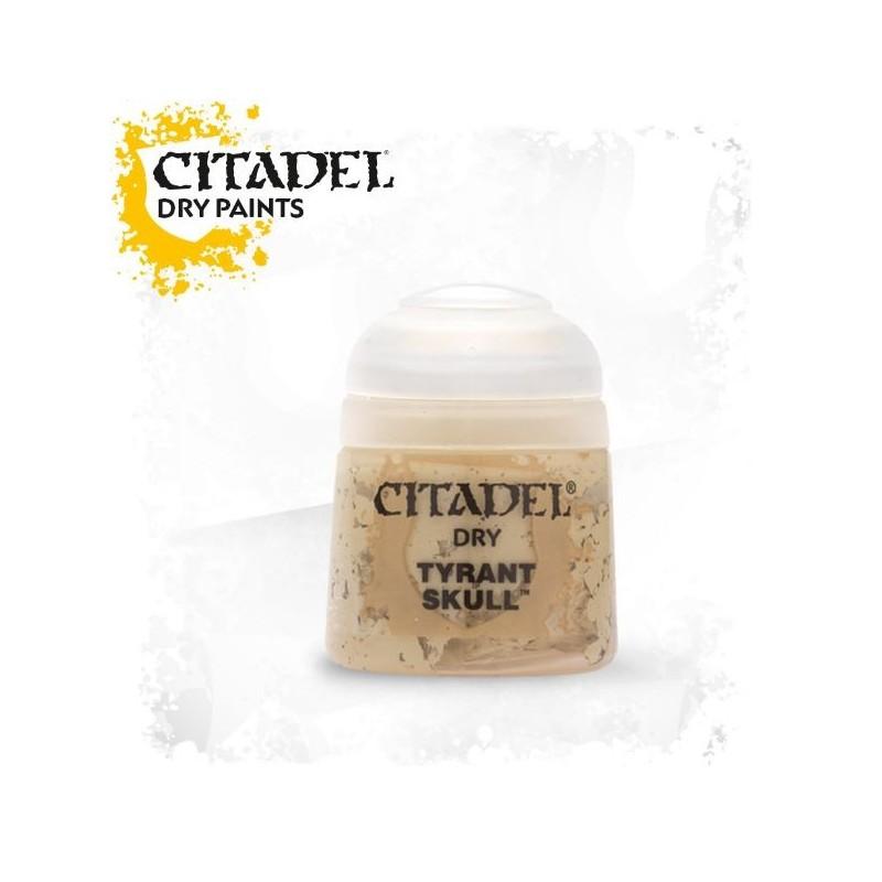 Citadel Dry Paints Tyrant Skull