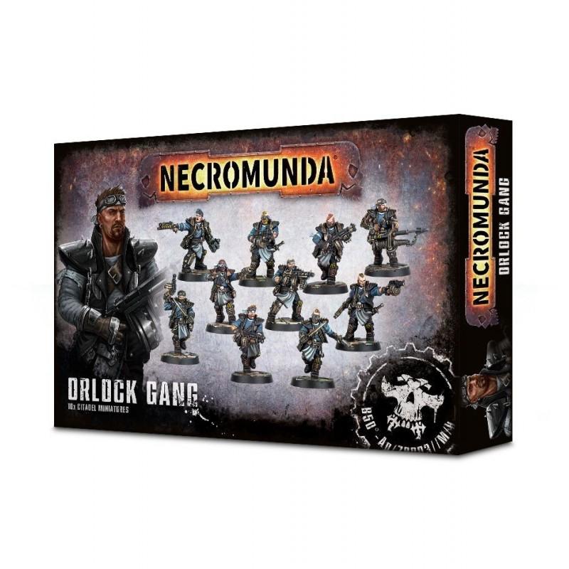 Gang Orlock - Necromunda: Underhive