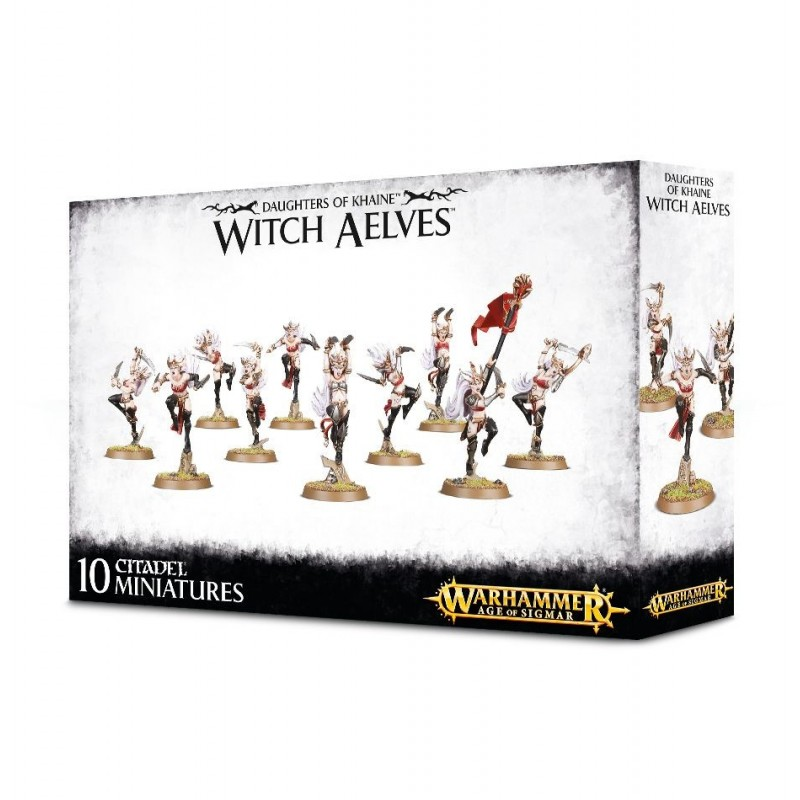 Witch Aelves - Daughters of Khaine