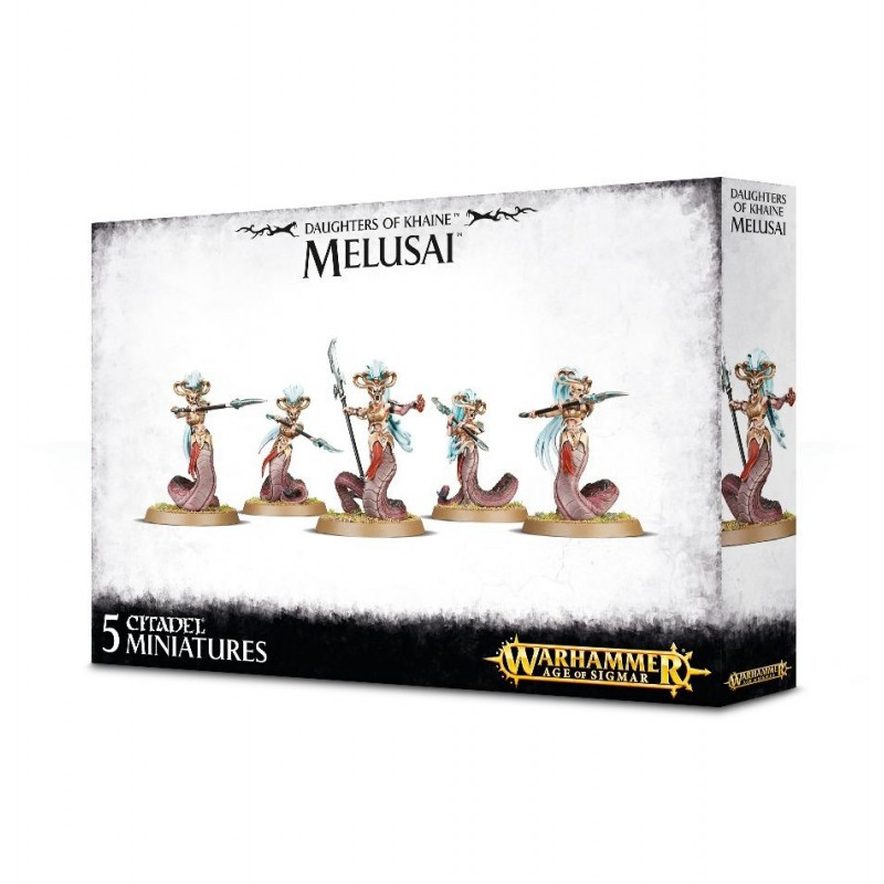 Melusai Blood Stalkers - Daughters of Khaine
