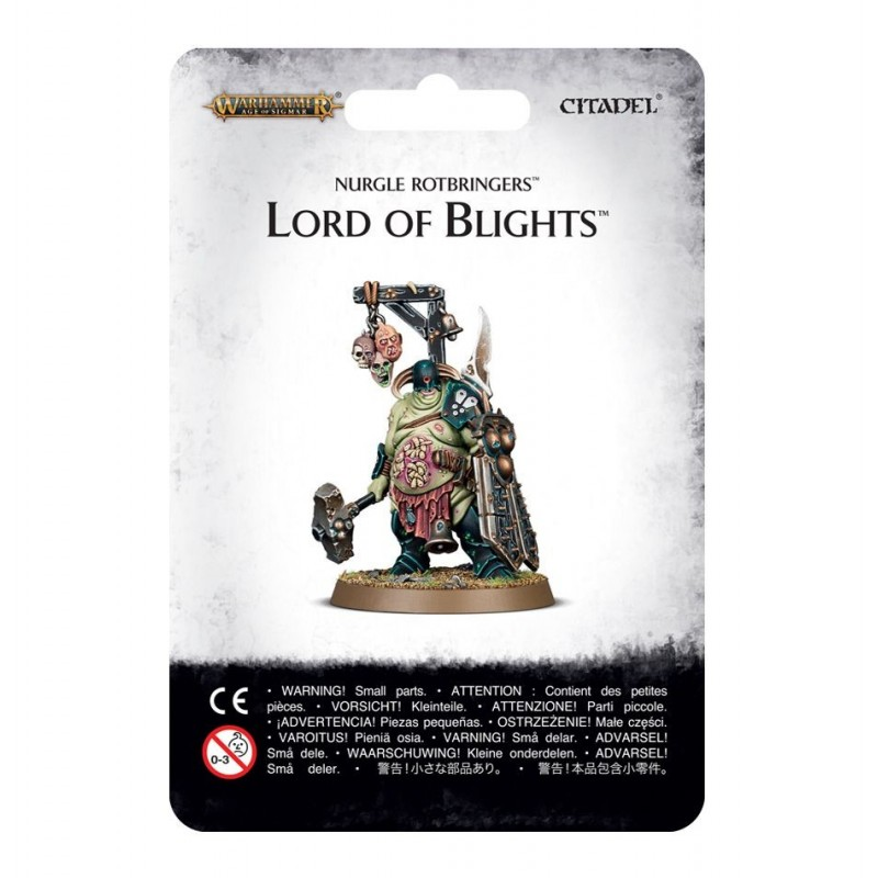 Lord of Blights - Nurgle Rotbringers
