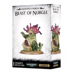 Beast of Nurgle - Daemons of Nurgle