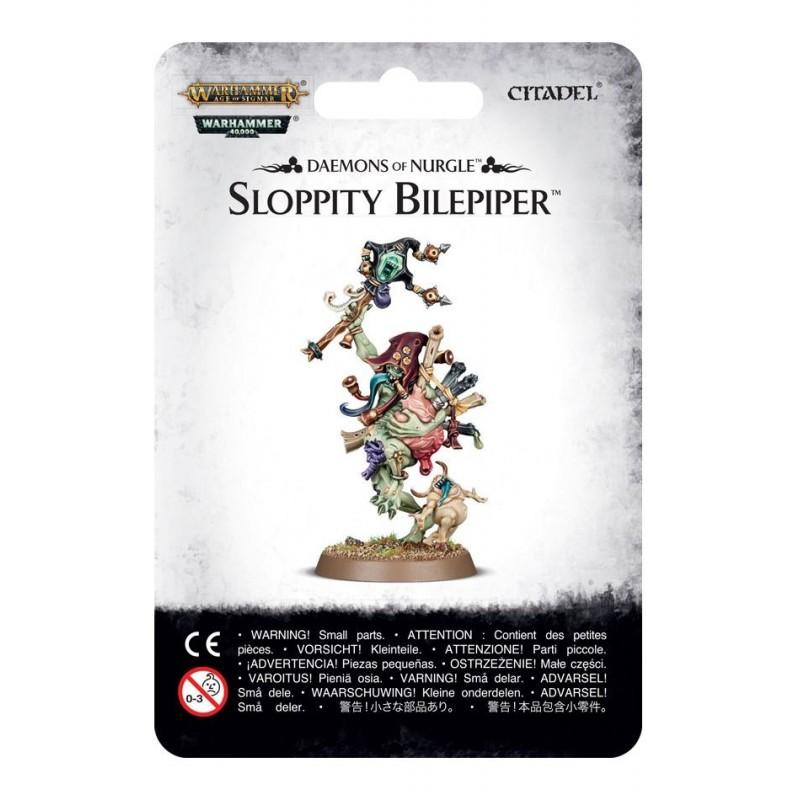 Sloppity Bilepiper - Daemons of Nurgle