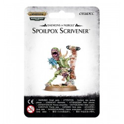 Spoilpox Scrivener - Daemons of Nurgle