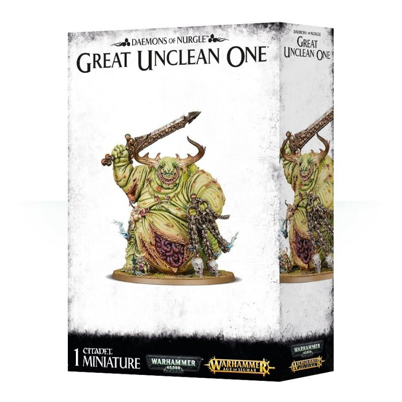 Great Unclean One - Daemons of Nurgle