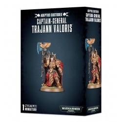 Captain-General Trajann Valoris - Adeptus Custodes