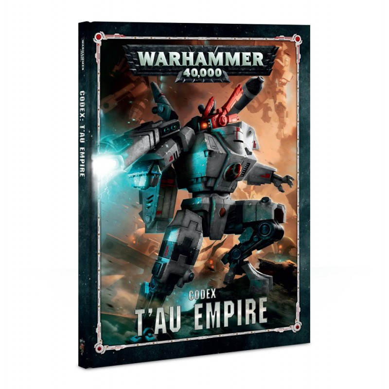 Codex: T'au Empire (HARDBACK)